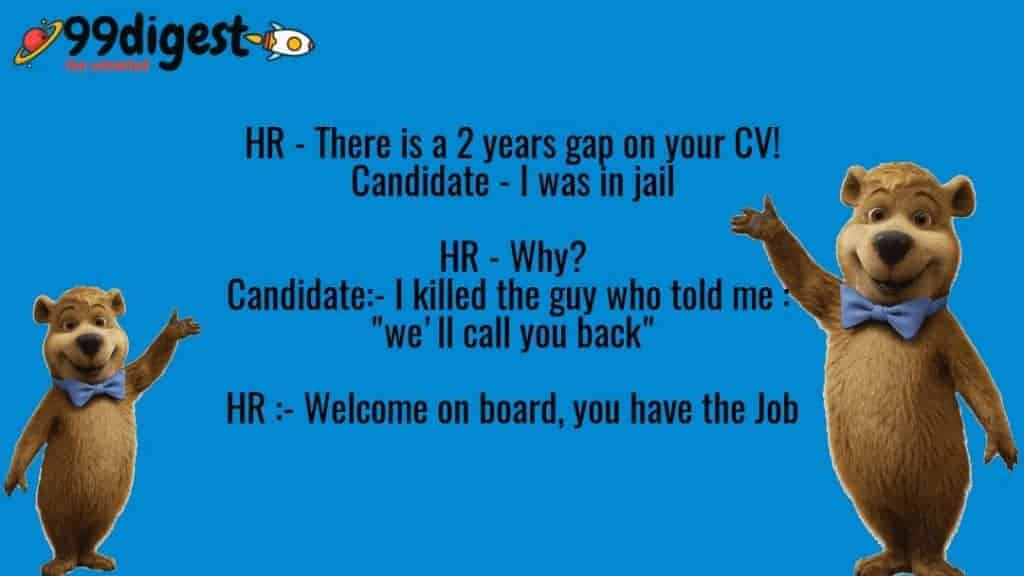Best English Jokes With Images HR Company Jokes