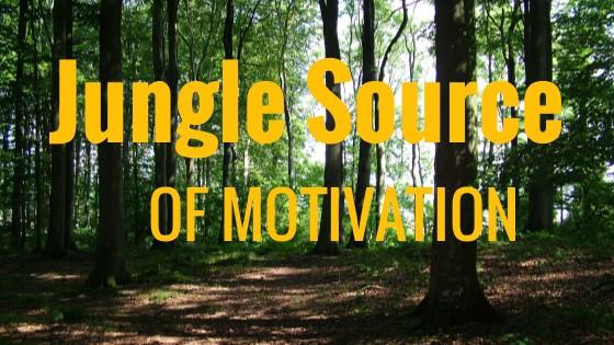 Jungle Source of Motivation