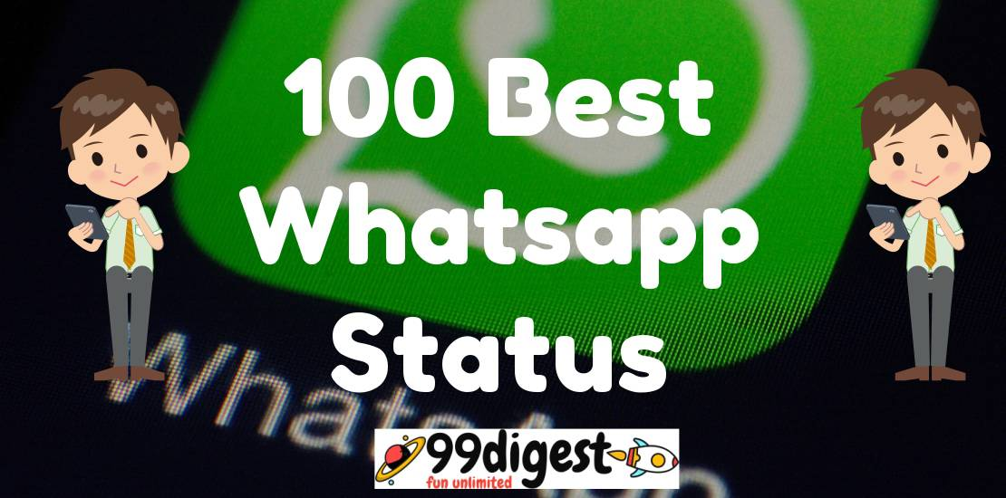 Trendy Best Whatsapp Status That Everyone Went Crazy Over It