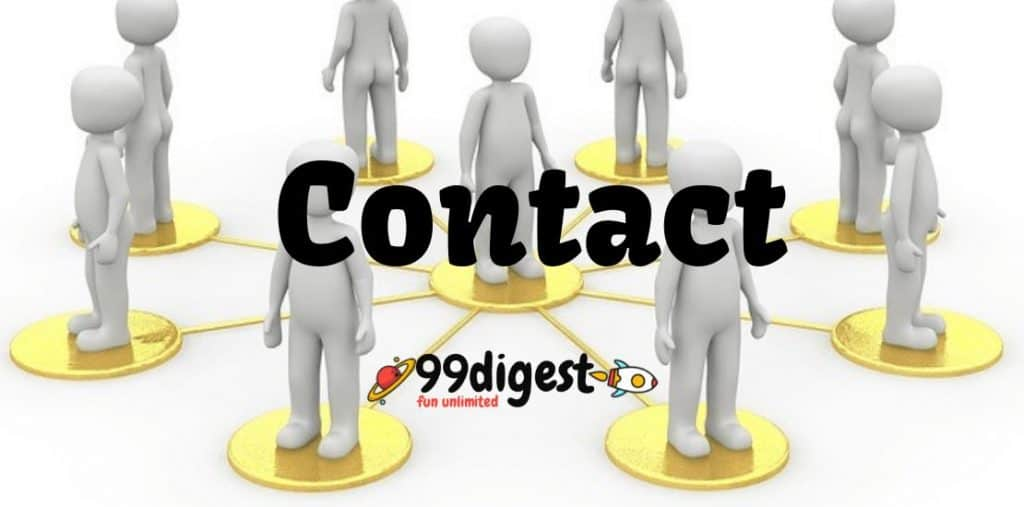 Contact Us At 99Digest.com