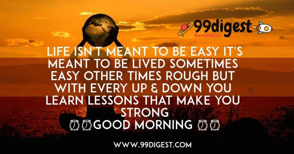 Best Good Morning Wishes In English learn lessons that make you strong