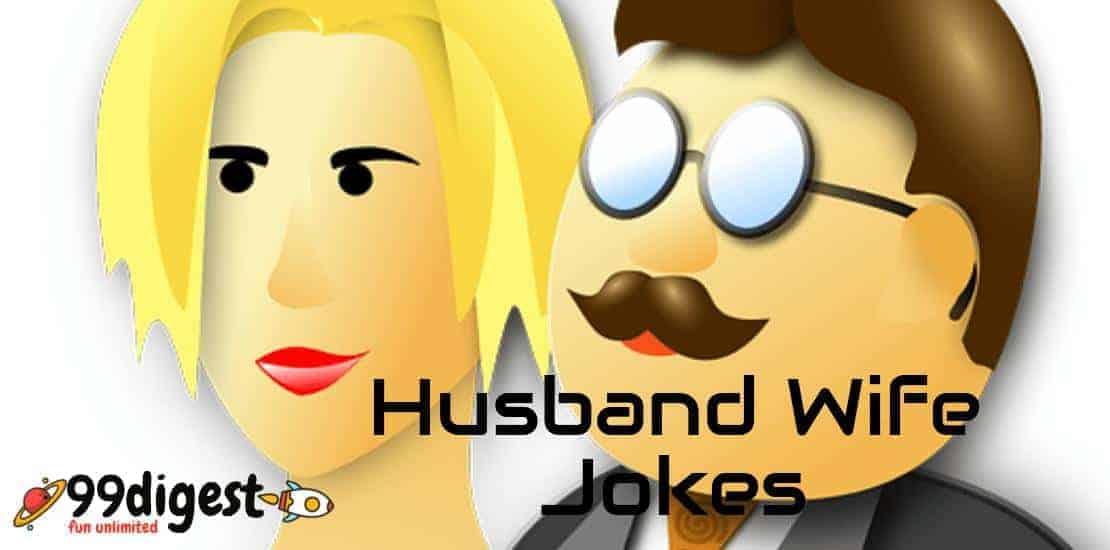 Playing On Roof Husband Wife Jokes